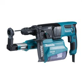 HR2651T COMBINATION HAMMER WITH SELF DUST COLLECTION(SDS-PLUS SHANK/26MM)